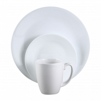 Набор посуды Corelle Winter Frost White 16пр.