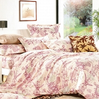Сильвестр КПБ сатин 7Е Sofi de Marko Bedding Sets