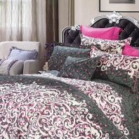 Адриана КПБ сатин 7Е Sofi de Marko Bedding Sets