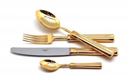 Набор Cutipol Fontainebleau Gold 24пр. 9161