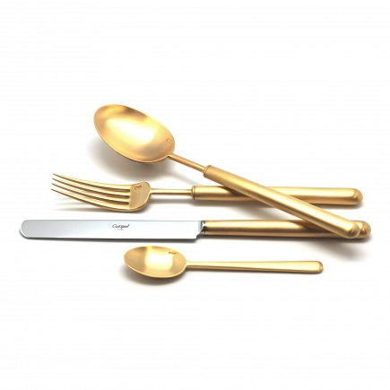 Матовый набор Cutipol Bali Gold 24пр. 9312