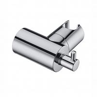 Настенный держатель лейки WasserKRAFT Shower System с крючком