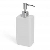 Дозатор для жидкого мыла Kassatex Lacca White