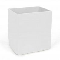 Корзина для мусора Kassatex Lacca White