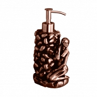 Дозатор мыла Art&Max Juno Медь