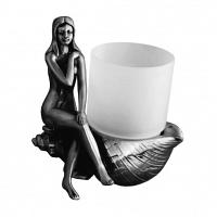 Стакан настольный Art&Max Juno Серебро