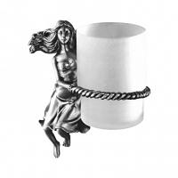 Стакан Art&Max Athena Серебро