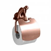 Держатель для туалетной бумаги Art&Max Juno Медь