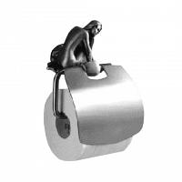 Держатель для туалетной бумаги Art&Max Juno Серебро