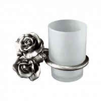 Стакан Art&Max Rose Серебро