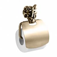 Держатель для туалетной бумаги Art&Max Rose Бронза