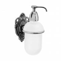 Дозатор для мыла подвесной Art&Max Impero Хром
