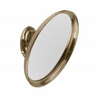 Увеличительное зеркало подвесное Art&Max Barocco Бронза