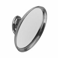 Увеличительное зеркало подвесное Art&Max Barocco Хром