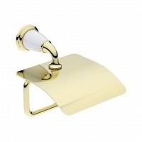 Держатель туалетной бумаги Art&Max Bianchi золото