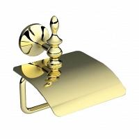 Держатель туалетной бумаги Art&Max Bohemia золото