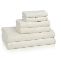 Полотенце для рук Kassatex Bamboo Bath Towels Ecru
