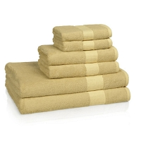 Полотенце для рук Kassatex Bamboo Bath Towels Sunflower
