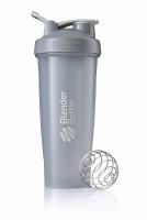 Шейкер BlenderBottle Classic 946мл Full Color Pebble Grey (серый графит)