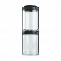 Контейнеры BlenderBottle GoStak 150мл (2 контейнера) черный