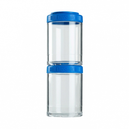 Контейнеры BlenderBottle GoStak 150мл (2 контейнера) синий BB-G150-BLUE