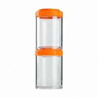 Контейнеры BlenderBottle GoStak 150мл (2 контейнера) оранжевый