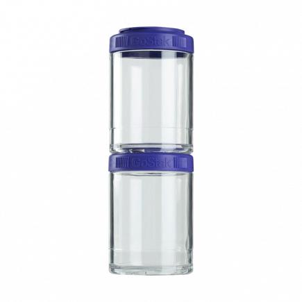 Контейнеры BlenderBottle GoStak 150мл (2 контейнера) фиолетовый BB-G150-PURP