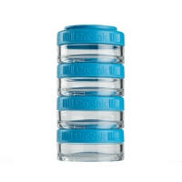 Контейнеры BlenderBottle GoStak 40мл (4 контейнера) голубой