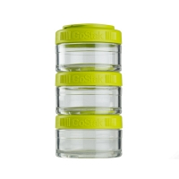 Контейнеры BlenderBottle GoStak 60мл (3 контейнера) зеленый