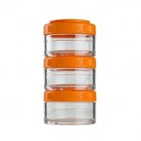 Контейнеры BlenderBottle GoStak 60мл (3 контейнера) оранжевый