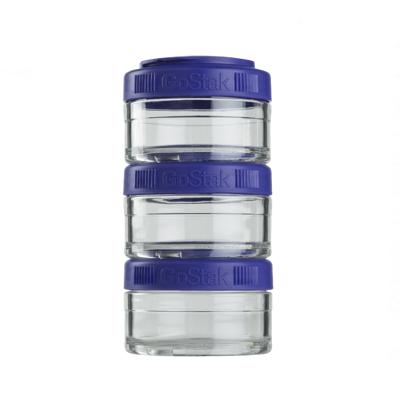 Контейнеры BlenderBottle GoStak 60мл (3 контейнера) фиолетовый BB-GS60-PURP