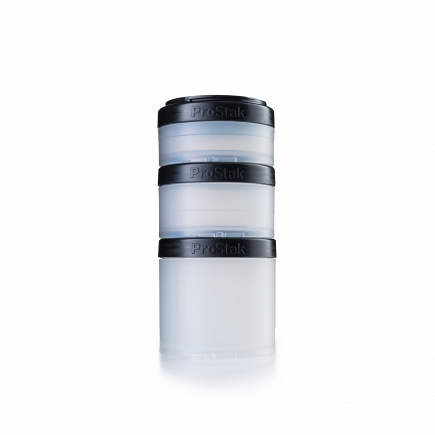Набор BlenderBottle ProStak Expansion Pak Black (черный) BB-PREX-CBLK