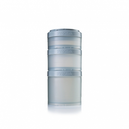 Набор BlenderBottle ProStak Expansion Pak Full Color Pebble Grey (серый графит) BB-PREX-FPGR