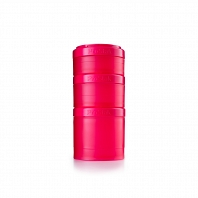 Набор BlenderBottle ProStak Expansion Pak Full Color Pink (малиновый)
