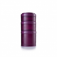 Набор BlenderBottle ProStak Expansion Pak Full Color Plum (сливовый)