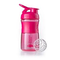 Шейкер BlenderBottle SportMixer 591мл Pink (малиновый)