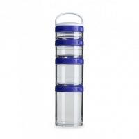 Контейнеры BlenderBottle GoStak Starter 4Pak (4 контейнера) фиолетовый
