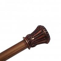 Карниз 110-200см Blonder Home Rods & Hooks Antique Bronze