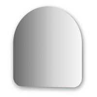 Зеркало со шлифованной кромкой Evoform Primary 55х60см