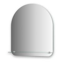 Зеркало с полочкой Evoform Optima 60х70см