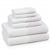 Полотенце для рук Kassatex Chalet Blush