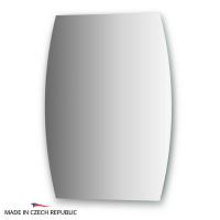Зеркало с частичным фацетом FBS Practica 55х75см
