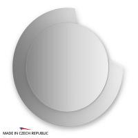 Зеркало на цветном основании FBS Colora 80х80см