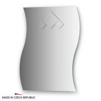 Зеркало с декоративным элементом FBS Decora 50x65см