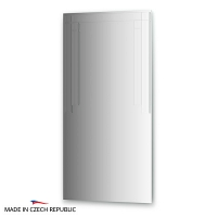 Зеркало с декоративным элементом FBS Decora 60x120см