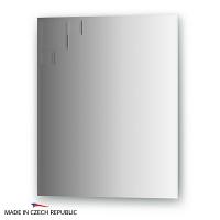 Зеркало с декоративным элементом FBS Decora 50x60см
