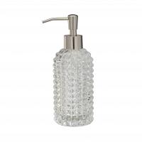 Дозатор для жидкого мыла Creative Bath Deco clear