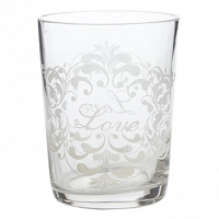 Хрустальный стакан Crystal Love DG Home Tableware