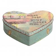 Декоративная коробка Heart DG Home Decor