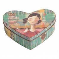 Декоративная коробка Corazón DG Home Decor